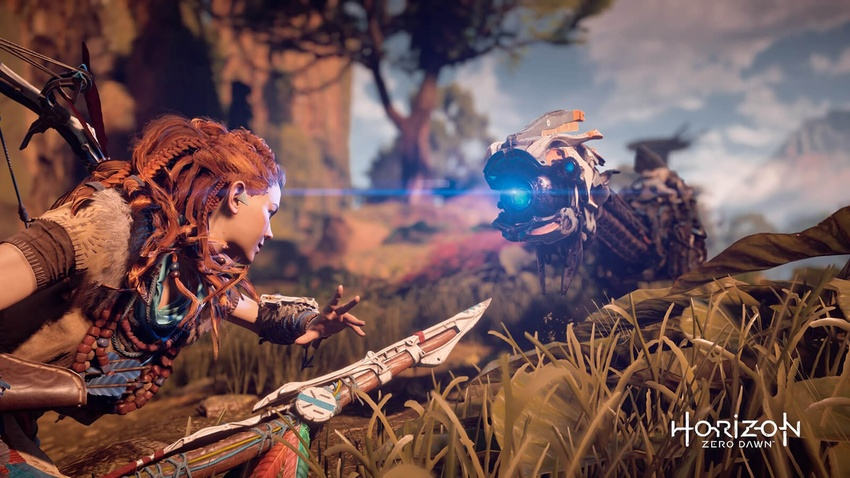 BEHIND THE ANIMATIONS OF HORIZON ZERO DAWN, WITH NIEK NEERVENS