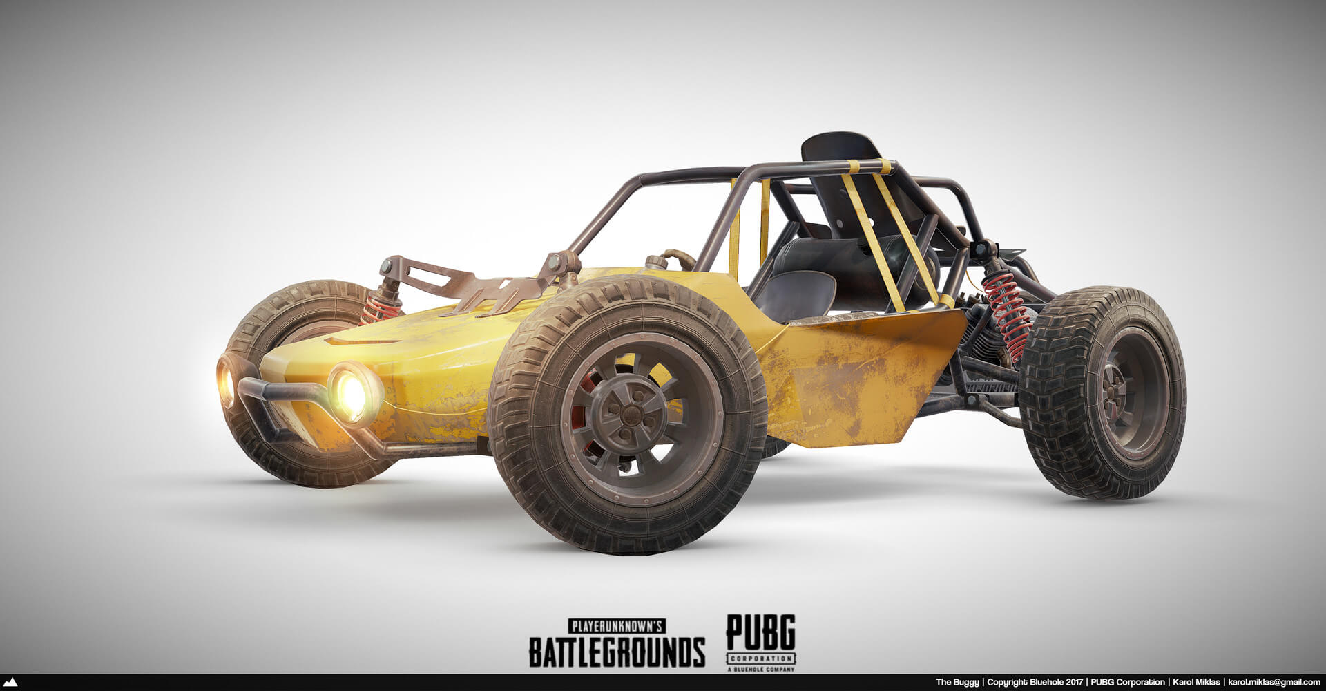 VEHICLE PRODUCTION FOR GAMES » Blog » Scythgames - 3D